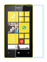 Защитное стекло Microsoft Lumia 520