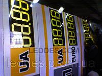 Изготовление и распайка светодиодных панелей табло