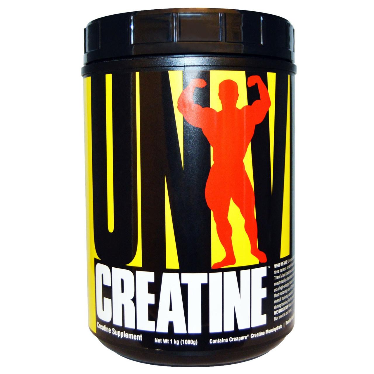 Universal Nutrition CREATINE POWDER 1 кг