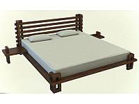 """Кровать из натурального дерева """"Сакура"""""""