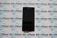 Дисплейный модуль для мобильного телефона Sony Xperia Z1 L39H / L39 черный