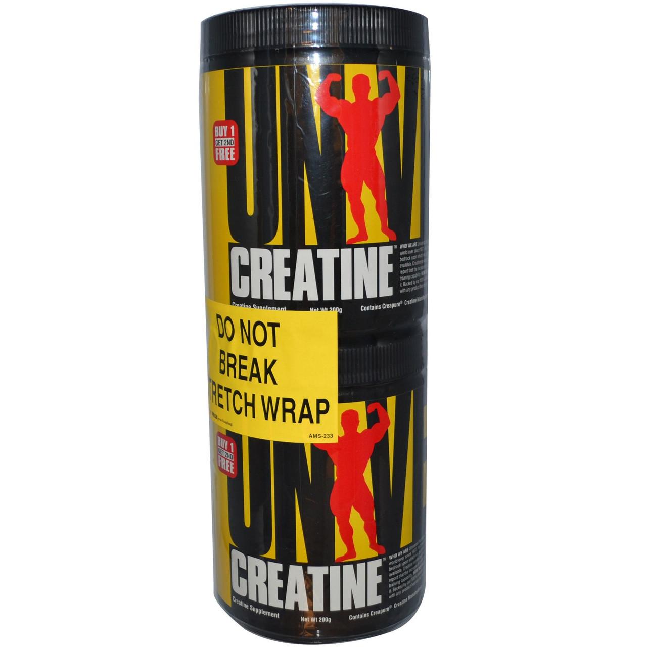 Креатин Universal Nutrition CREATINE POWDER 400 г