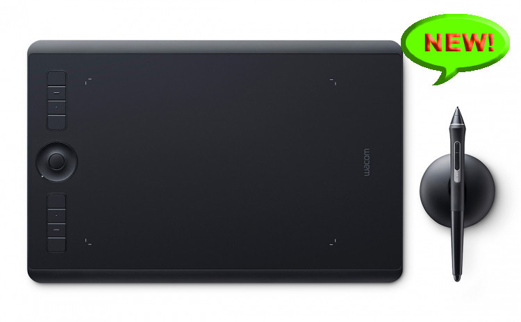 Графический планшет Wacom Intuos Pro M (PTH-660)