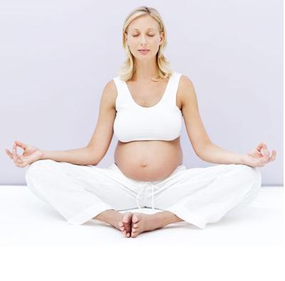Обучение инструкторов по йоге для беременных в школе Олимпия