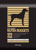 Nutra Nuggets (Нутра Нагетс) черная professional 7,5кг для собак