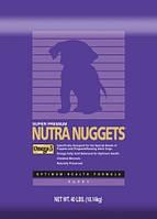 Nutra Nuggets (Нутра Нагетс) фиолетовая Puppy 7,5кг.