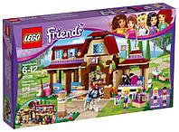 LEGO® Friends КЛУБ ВЕРХОВОЙ ЕЗДЫ В ХАРТЛЕЙКЕ 41126