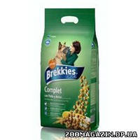 Brekkies (Бреккис) Excel Complet, 20 кг., сухой корм для собак с курицей