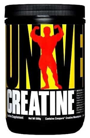 Universal Nutrition CREATINE POWDER 500 г