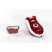 Эпилятор Brown MP 2068, набор 2 в 1 для женщин с бритвенной насадкой