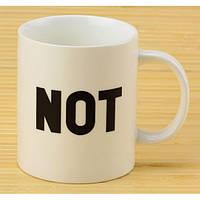 Чашка-хамелеон NOT HOT