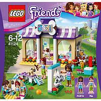 LEGO® Friends ДЕТСКИЙ САДИК ДЛЯ ЩЕНКОВ В ХАРТЛЕЙКЕ 41124
