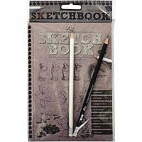Книга - курс рисования Sketchbook, рус.язык SB-01-01