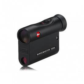 Дальномер Leica Rangemaster 1000CRF-R black (7x, измерение 10-1000м)