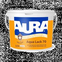 Aura Aqua Lack 70 – Глянцевый Интерьерный акриловый лак 10л