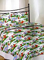 Детский комплект постельного белья в кроватку Крошка Енот