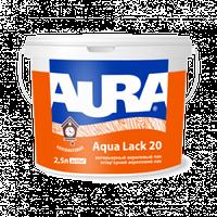 Aura Aqua Lack 20 – Матовый Интерьерный акриловый лак 10 л
