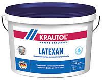 Краска интерьерная латексная Krautol LateXan, 10л