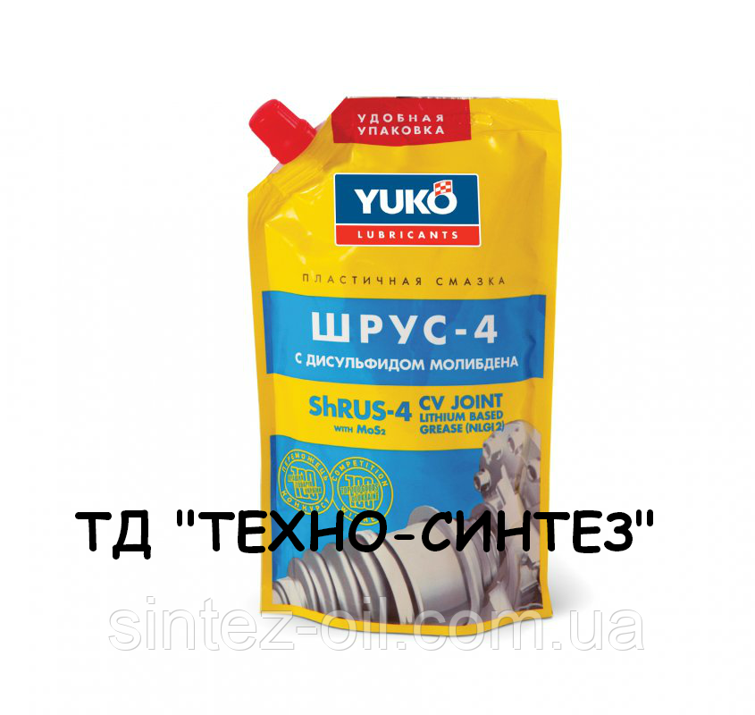 Смазка YUKO ШРУС-4 (0,4кг)