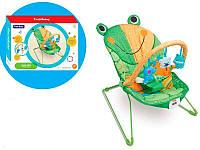 "Шезлонг для малышей ""Лягушонок"" арт.8610"