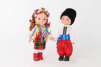 """*Набор кукол в украинских национальных костюмах """"Дiти Украiни"""" арт. 219"""