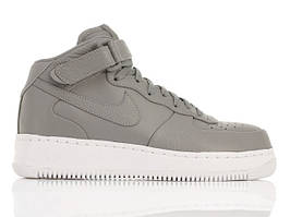 Кроссовки Nike Air Force 1 Mid Light Charcoal White