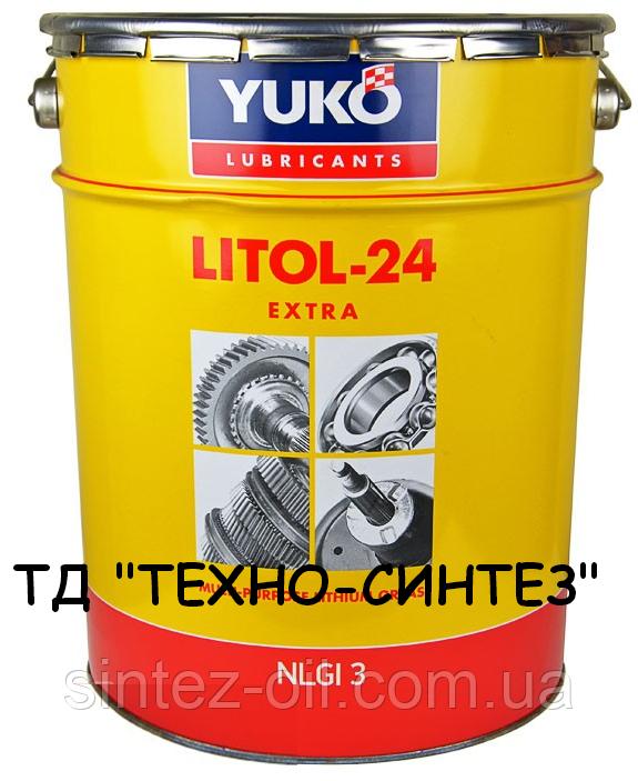 Смазка YUKO ЛИТОЛ-24 (17кг)