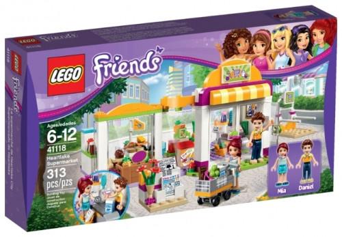 LEGO® Friends СУПЕРМАРКЕТ 41118