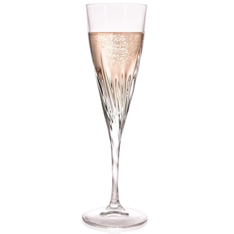 Набор бокалов для шампанского RCR Fluente 190 мл 6 шт 252800
