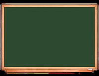 Школьная доска меловая КЛАССИК 1500х1000 мм