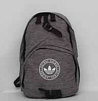 Комфортный мужской спортивный рюкзак Adidas. Стильная компактная вещь. Хорошее качество. Дешево. Код: КГ628