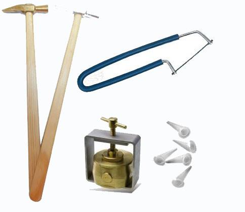 Інші зуботехнічні інструменти та аксесуари