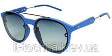 Солнцезащитные женские очки polaroid p6020s-tn555z7 с поляризационными зеркальными линзами
