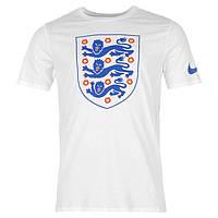 Футболка мужская Nike England Crest Tee Shirt
