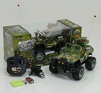 Машинка военная на радиоуправлении арт. 3023