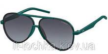 Солнцезащитные женские очки polaroid p6017s-vwa60wj с поляризационными зеркальными линзами