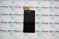 Дисплейный модуль для мобильного телефона Sony LT25i Xperia V черный
