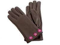 Перчатки женские кожаные eterno (ЭТЕРНО) e2513-y