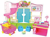 Игровой набор SHOPKINS S1 - Супермаркет (с аксессуарами, 2 эксклюзивных шопкинса)