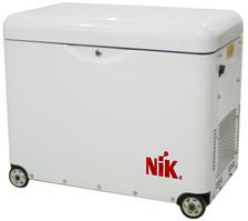 Дизельные генераторы NIK серии DG5000