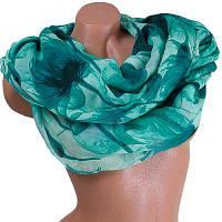 Женский хлопковый шарф 183 на 86 см  eterno (ЭТЕРНО) es0908-12-2-y