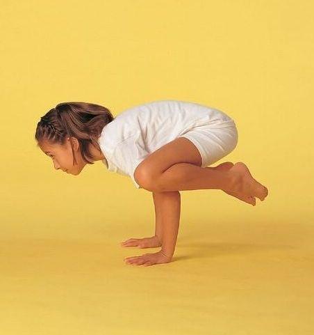 Детская йога и флай йога