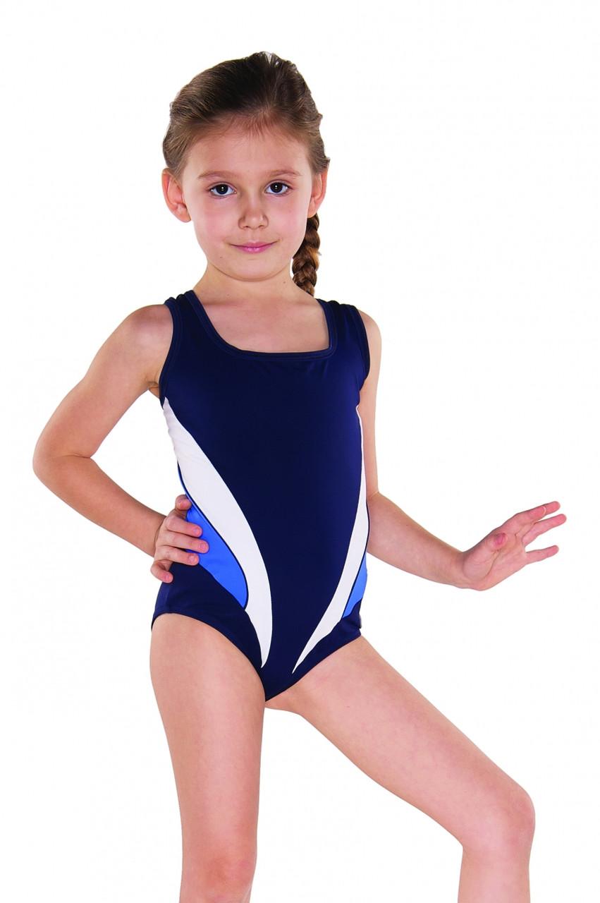 0755796614049 Купальник детский закрытый Shepa 045 (original) цельный, слитный для девочки,для  бассейна