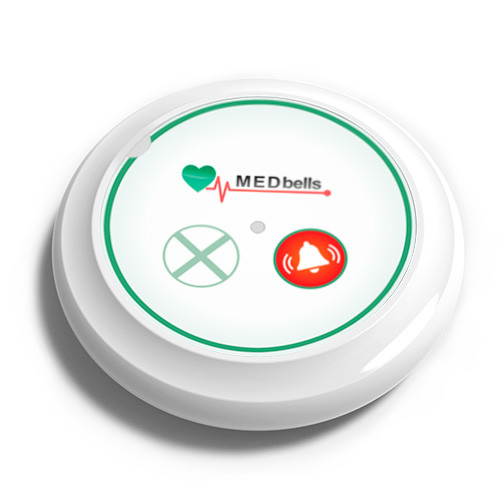 Беспроводная кнопка вызова медсестры Y-B12