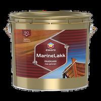 Marine lakk 90 Eskaro – Глянцевый Уретан-алкидный лак для яхт 9,5л. Яхтный лак