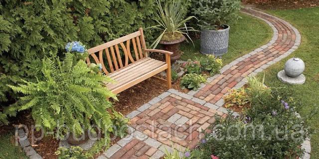 Як викласти плиткою садову доріжку?
