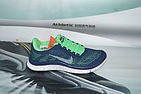 Женские кроссовки Nike Free Run 3.0  Blue