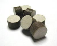 Пыжи древесноволокнистые неосаленные под ПЛАСТИКОВУЮ гильзу (200 шт) 12 к