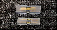 Коннектор для LED лент 220В Biom 5050/3014 2разъема + 2pin (2шт.)