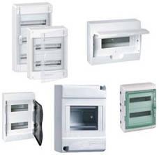Системы корпусов и оболочек щитов(шкафов) для модульного оборудования Schneider Electric